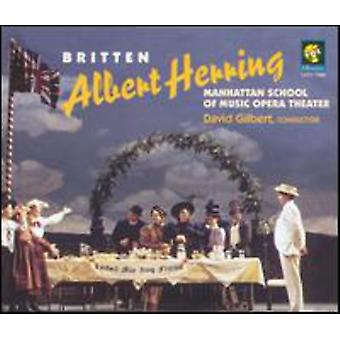 B. Britten - Britten:  Albert Herring [CD] USA import