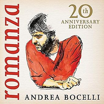 Andrea Bocelli - Romanza Remastered - 20th Anniversary [CD] USA import