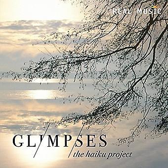 Haiku prosjekt - glimt [DVD] USA import