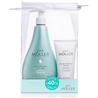 Anne Möller Anne Moller Pack Lait Body + 2 Pieces