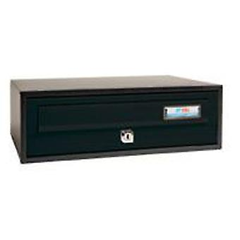 BTV Buzon Olympo Black 385X260X120 (DIY , Hardware , Home hardware , Mailboxes)