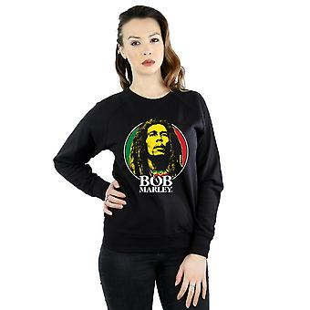 Bob Marley Women's Logo Badge Sweatshirt