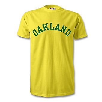 Oakland College Style T-Shirt