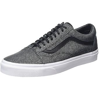 Vans Women's Old Skool Embossed Stingray Black