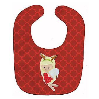 Каролинских сокровища BB8678BIB блондинка волосы фея ребенок нагрудник