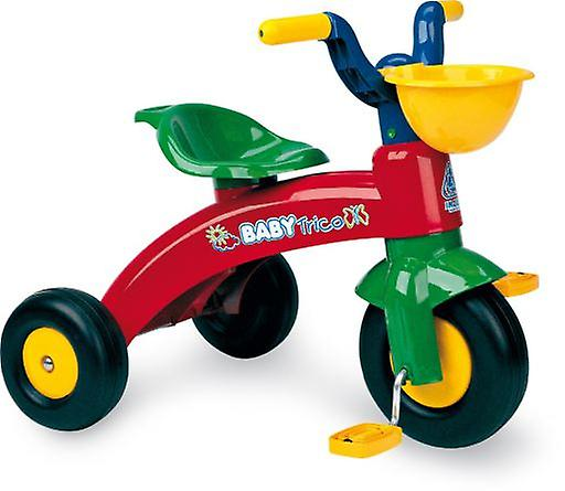 Injusa Tricycle Baby Trico (Outdoor , On Wheels , Bikes And Tricycles)