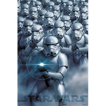 Star Wars Stormtroopers Poster Poster Print