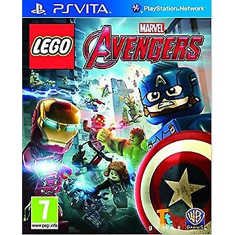 LEGO Marvel Avengers gra PlayStation Vita
