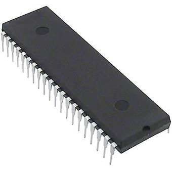 Embedded microcontroller PIC18F4520-I/P PDIP 40 Microchip Technology 8-Bit 40 MHz I/O number 36