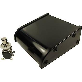 Foot switch 250 V AC 2 A 1-pedal Assembly kit, convex