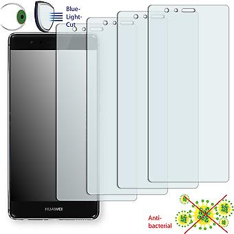 Huawei P9 display protector - Disagu ClearScreen protector (deliberately smaller than the display, as this is arched)