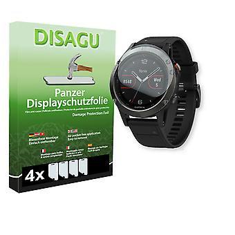 Garmin Fenix 5 display - Disagu tank protector film protector