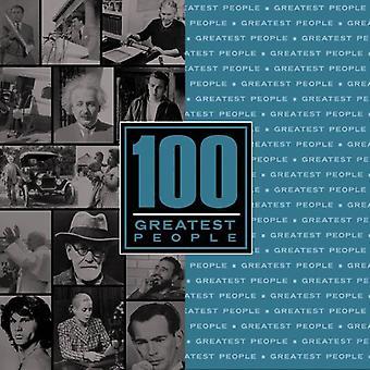 100 Greatest Personalities - 100 Greatest Personalities [CD] USA import