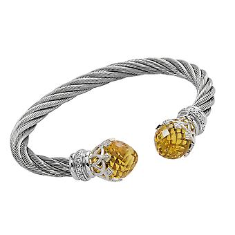 Burgmeister Bangle with Cubic Zirconia JBM3006-521