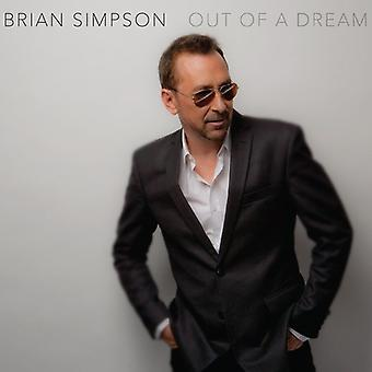 Brian Simpson - Out of a Dream [CD] USA import