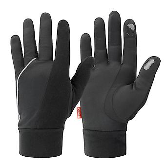 Spiro Mens Elite Lightweight Wicking Running Gloves