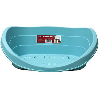 Ica Plastic Xl Fashion Bed (Dogs , Bedding , Beds)