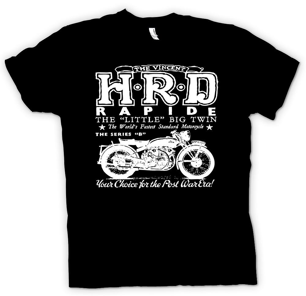 Kinder T-shirt - Vincent Hrd Rapide - Classic Bike
