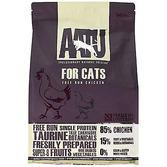 AATU 80/15 Cat Dry Single Protein Food Chicken