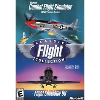 Microsoft Classic Flight Collection Combat Flight Sim  Flight Sim 98