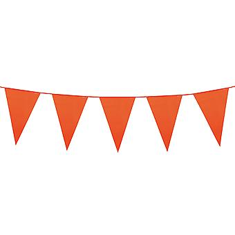 Boland 10m Coloured Pennant Bunting Party Banner Decoration Accessory Supplies