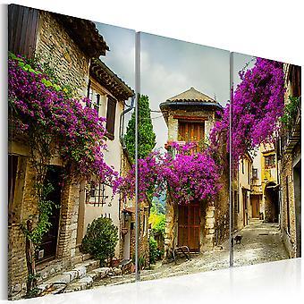 Canvas Print - charmante Alley