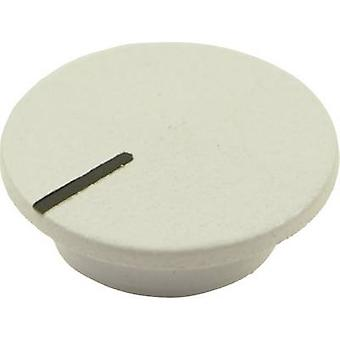 Cover + hand White Suitable for K21 rotary knob Cliff CL1766 1 pc(s)