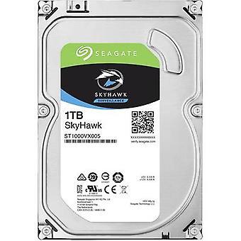 Seagate ST1000VX005 3.5 (8.9 cm) internal hard drive 1 TB SkyHawk Bulk SATA III