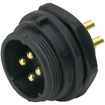 Weipu SP2112 / P 3 Bullet connector Plug, mount Series (connectors): SP21 Total number of pins: 3 1 pc(s)
