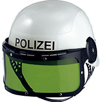 Police helmet with visor children accessory Carnival helmet COP