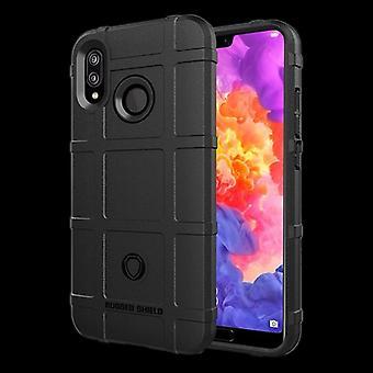 För Apple iPhone X 10 5,8 / XS 5,8 2018 sköld serie utomhus svart väska fallet täcker skydd nya