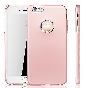 Apple iPhone 6 / 6 s cas - cas de téléphone portable pour Apple iPhone 6 / 6 s - affaire mobile en rose rose