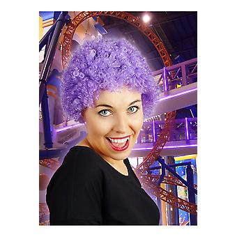 Wigs  Short curly wig purple