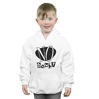 No Doubt Boys Classic Logo Hoodie