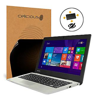 Celicious Privacy Plus 4-Way Anti-Spy Filter Screen Protector Film Compatible with Toshiba Satellite Radius 11