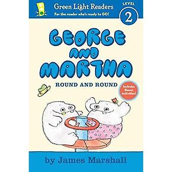 George och Martha - runt, runt av James Marshall - 9780547519821