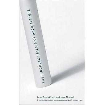 Die einzigartige Objekte Architektur (Neuauflage) von Jean Baudrillar