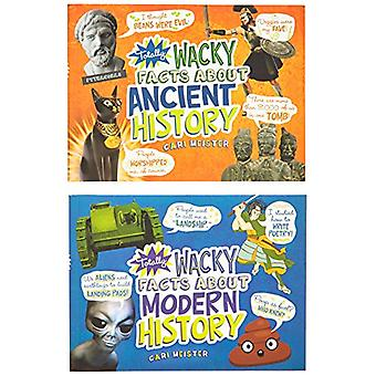 Totally Wacky Facts About Modern History by Cari Meister - 9781474712
