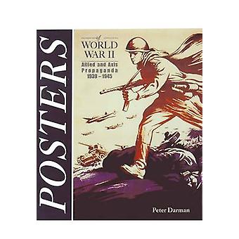 同盟 - 第二次世界大戦とプロパガンダ軸 1939-1945 年-アリのポスター
