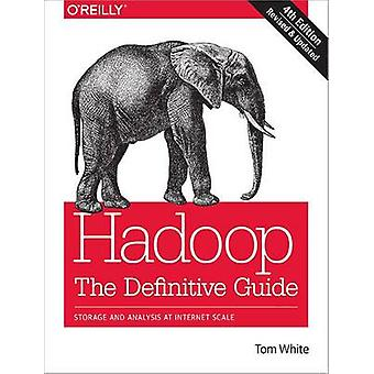 Hadoop - The Definitive Guide (4th Revised edition) by Tom White - 978