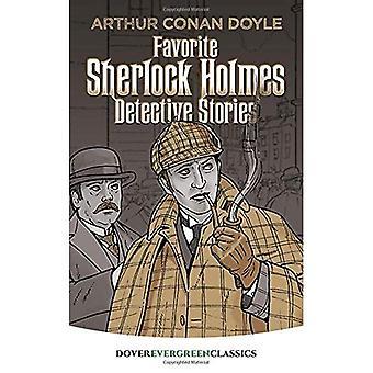 Favorit Sherlock Holmes detektivromaner