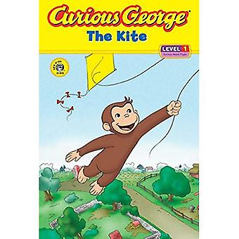 Curious George: The Kite (Curious George - Level 1)