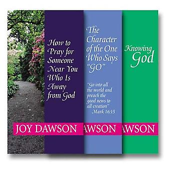 How to Pray for Someone Near You Who Is Away from God (From Joy Dawson)