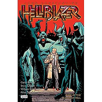 John Constantine Hellblazer Volume 8: Rake at the Gates of Hell TP