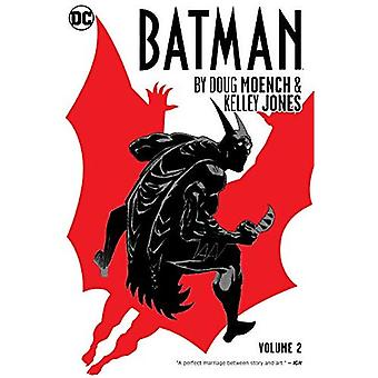 Batman by Doug Moench and Kelley Jones Volume 2