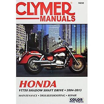 Honda VT750 Shaft Drive Repair Manual: 2004-13 (Haynes Clymer Motorcycle Repair Manual)