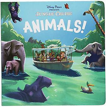 Disney parker presenterar: Jungle kryssning: djur! (Disney parker presenterar) [Styrelse bok]