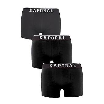 Set of 3 Boxers United Quad - Kaporal