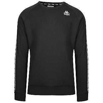 Kappa Kappa Black Banda Sweatshirt