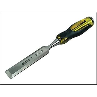 Stanley Tools FatMax Bevel Edge Chisel with Thru Tang 25mm (1in)